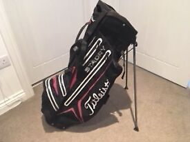 TITLEIST STADRY CARRY/STAND BAG