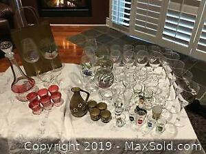 Vintage Barware and More A