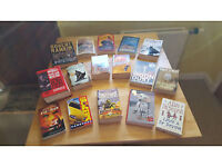 Books- 16 for £1.50
