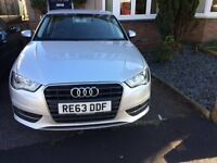 Audi A3 2013 (new shape), excellent condition and full service history