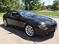 2006 BMW 6-Series 650Ci Coupe (2 door)