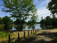 Breckenridge 2 bdrms mobile home in resort on Trent River