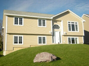 Gorgeous house for Rent in east side of Saint John Available NOW