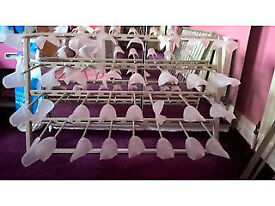 FOR SALE organizer to the cabinet for Throusers and Shoes