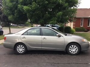 2005 Camry LE