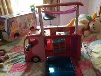 Barbie Pop Up Campervan