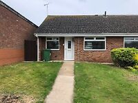2 Bedroom bungalow, Newport Pagnell excellent location