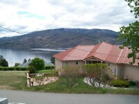 Peachland one bedroom/studio fully furnished/lakeview