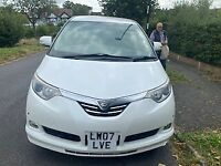 Toyota, 2007, MPV Esteima 2362 Hybrid very clean inside out well maintaine