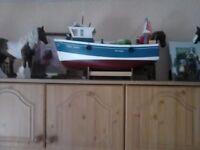 rc fishing boat
