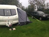 SWAP!! FOR BEST MOTORHOME.or vwT5. / Freelander 2005 and Elddis EX2000
