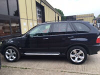 BMW X5 4.4 Sport 5dr - Great condition, MOT May 2017, F.S.H, low mileage, drives beautifully.