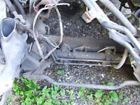 VOLKSWAGEN LT35 LT 35 LT28 STEERING COLUMN POWER STEERING