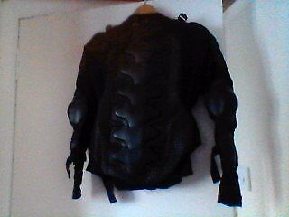 new motorcycle body armour size medium not been worn as to small for me