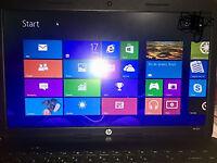 HP 650 Windows 8 laptop, 500GB