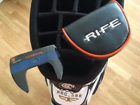RIFE 'GENERAL' FANG STYLE PUTTER - £45 - CASH ON COLLECTION ONLY