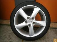 mazda 6 mags with tires