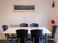 Home office space available to hire during the day