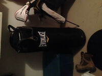 Heavy Bag, Stand and Speedbag