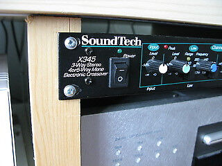 Sound Tech Active Crossover