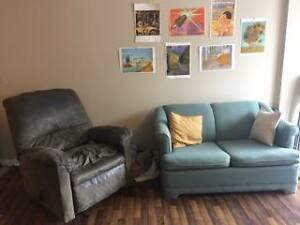SPACIOUS TWO BEDROOM APARTMENT (SUBLETTING MAY-SEPTEMBER)