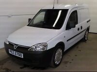 2007 Vauxhall Combo 1.3 CDTi