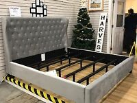 King size Bed Frame at Waterloo Restore