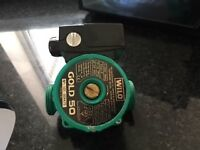 WILO GOLD 50 CENTRAL HEATING PUMP - NEW - £50.00