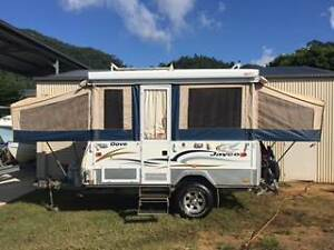 2007 Jayco Dove Outback Camper Cannon Valley Whitsundays Area Preview