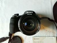 Sony digital bridge camera.