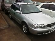 2000 Toyota Corolla 140ks conquest SECA Hatchback Ferntree Gully Knox Area Preview