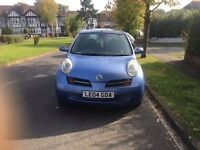 Nissan Micra 2 doors Runs excellent, Electric sunroof, Very Good Tyres New Battery for 299 See Note