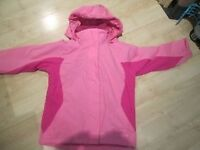 PETER STORM 3-in-1 Waterproof Jacket Size 7-8 years