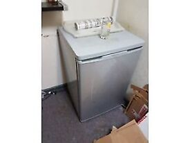 Fridge with Ice compartment (Silver)