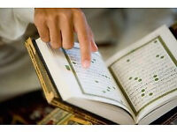 Private home tuition for Quran, Tajweed, Islamic Studies, Duas & Arabic for children