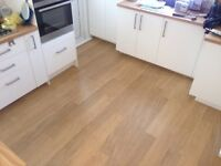 Laminate fitting only...... for sale from £4 per square metre