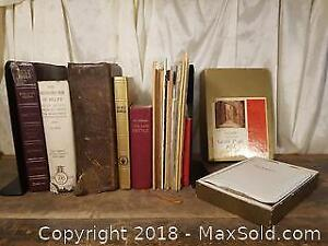 Bibles and Other Religious Texts