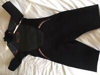 Mens large wet suit