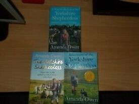Yorkshire Farm trilogy