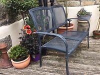 Metal Garden Bench For Sale | Garden U0026 Patio Benches | Gumtree