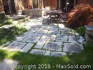 Etonnant Backyard Patio Stones B