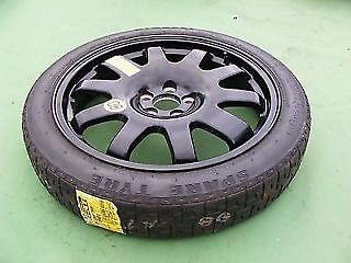Jaguar XK8 Parts, Space Saver Wheel/tyre, Plus Full Tool Kit, 6