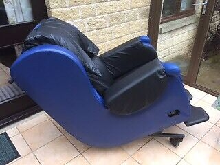 care flex hydro tilt chair
