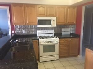 Used Kitchen For Sale   Solid Maple Cabinets, Countertop/Faucet