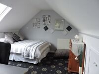 Fully Furnished Double Room - Quiet Central Area - With All Bills & WIFI Included!