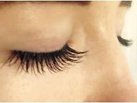 Full set of semi-permanent Individual Eyelash extensions only £25!!Shirehampton