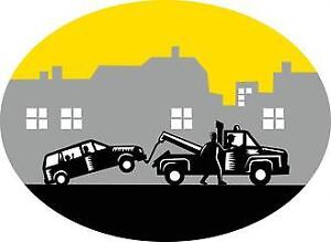 24/7 Cheap Car Towing - Starting 90$ for 10 Kms