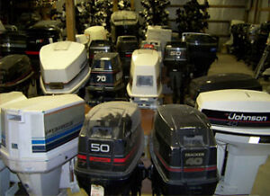 OUTBOARDS WANTED FOR SALVAGE