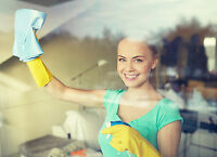 Residential Cleaning Position Available