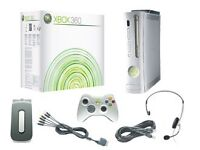 Boxed Xbox 360 60gb with controller